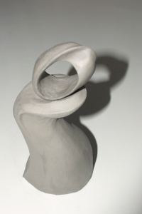 Fabric Sculpture Maquette