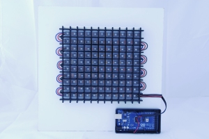 completed project electronics board