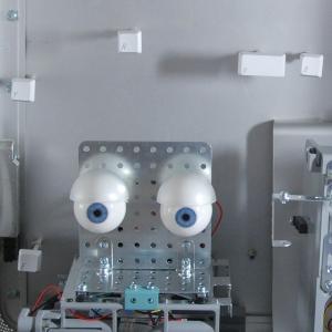 Tech-Optics animatronic dark blue eyes