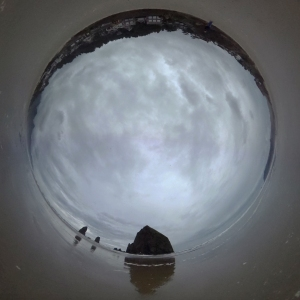 Cannon Beach in 360 degrees